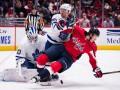 НХЛ: Вашингтон с трудом обыграл Торонто, Филадельфия уступила Эдмонтону