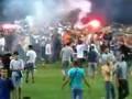 Одесса разбушевалась. Фаны Черноморца устроили массовый прорыв на футбольное поле