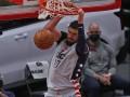 Мощный данк Алексея Леня - среди лучших моментов дня в НБА