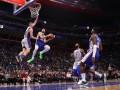 НБА: Михайлюк в старте не спас Детройт от поражения Филадельфии, Атланта уступила Юте
