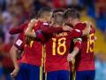 Россия, мы едем: игроки сборной Испании отпраздновали выход на ЧМ-2018