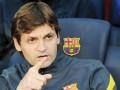 В матче против Реала Виланова будет управлять Барселоной по интернету