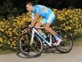 Велогонщик Astana Pro Team на скорости столкнулся с грузовиком