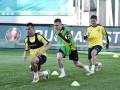 Шевченко: Зубков не сыграет с Северной Македонией, Цыганков тренируется