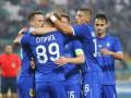 Динамо отправилось на матч Лиги Европы с одним форвардом