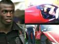Футболист Милана сядет в тюрьму на полтора года за разбитую машину