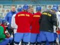 Сборная Украины начала подготовку к матчам с Казахстаном