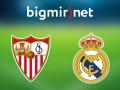Севилья - Реал 2:1 Трансляция матча чемпионата Испании