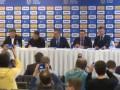 Трансляция пресс-конференции Шевченко и презентации новой формы сборной Украины
