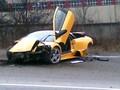 Разбившаяся под Ужгородом Lamborghini принадлежит Каладзе