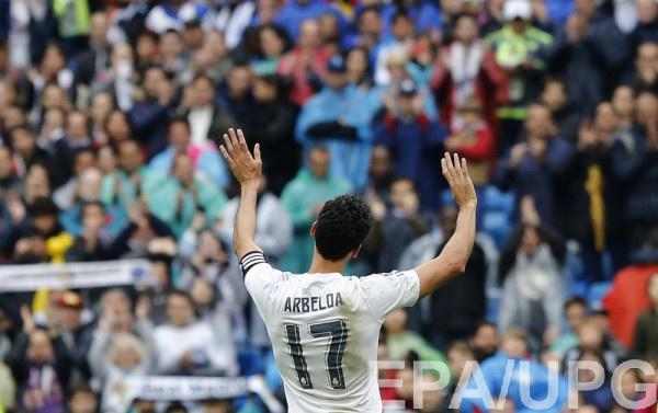 Арбелоа уже сыграл последний матч за Реал