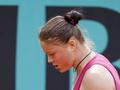 Сафина не смогла сдержать эмоций после победы Испании