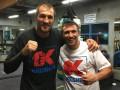 Ломаченко поддержал Ковалева перед реваншем с Альваресом