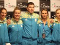Кубок Федерации: Германия и Украина объявили составы команд