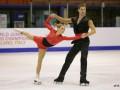 Украинские фигуристы выиграли золото  на международных соревнованиях в Киеве