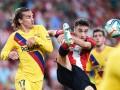 Барселона сенсационно потерпела поражение в первом туре Ла Лиги