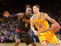 НБА: Голден Стейт одолели Атланту и другие матчи дня
