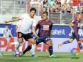Эйбар - Валенсия 1:0 Видео гола и обзор матча чемпионата Испании