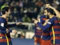 Райо Вальекано - Барселона 1:5 Видео голов и обзор матча