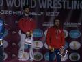 Украинский борец завоевал бронзу на чемпионате Европы