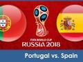 Португалия – Испания 3:3 как это было