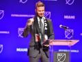 Бекхэм: MLS будет сильнее, если в нее будут приезжать такие игроки, как Ибрагимович