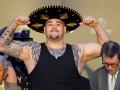 Руис рассказал, когда намерен вернуться в ринг