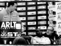 Без эксцессов. Пресс-конференция перед боем Владимир Кличко - Жан-Марк Мормек