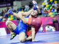 На ЧЕ по борьбе у Украины уже 12 медалей