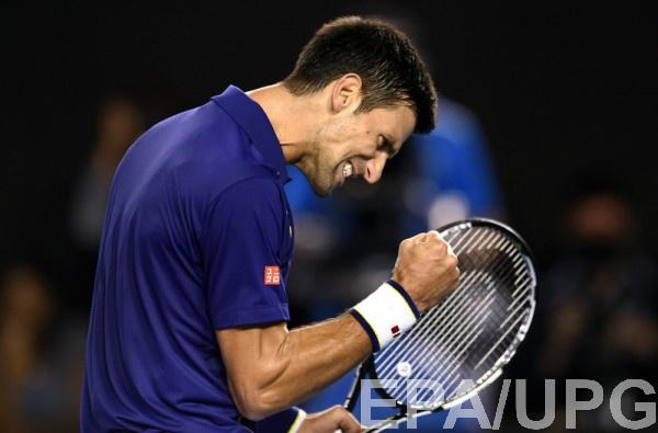 Новак Джокович выиграл в шестой раз Australian Open