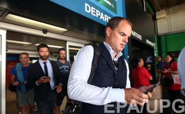 «Интер» объявил обуходе Роберто Манчини