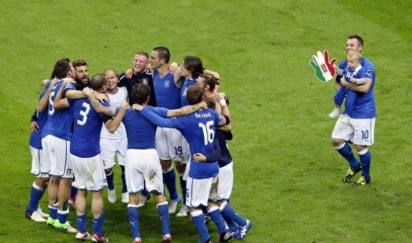 Италия готова дать бой Испании