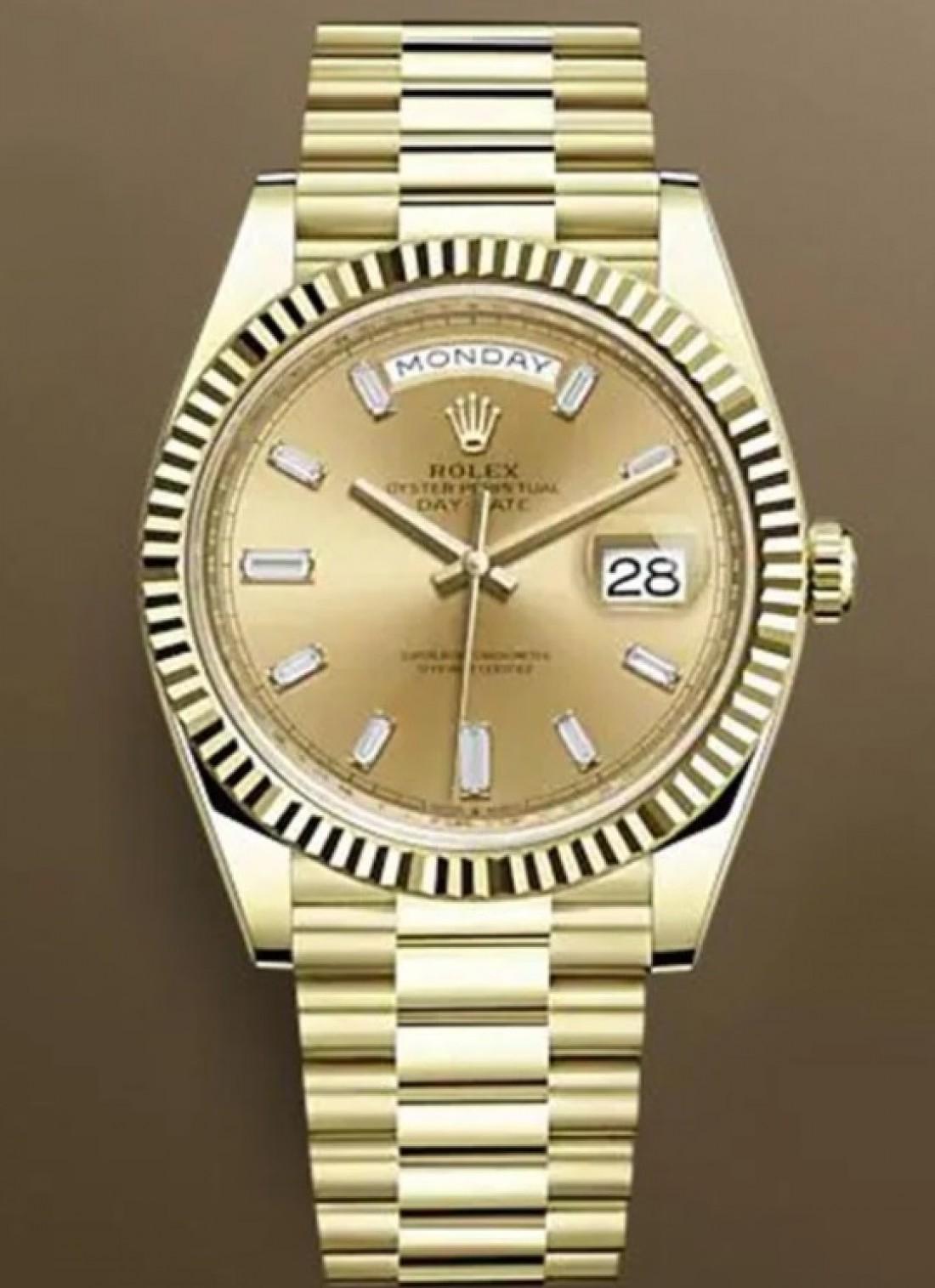 Часы Rolex Day Date