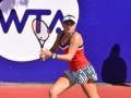 Козлова завершила выступления на турнире WTA в Швеции в одиночном разряде