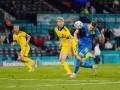Довбик забил дебютный гол за сборную Украины
