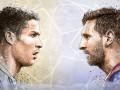 Месси и Роналду выйдут в старте матча Барселона - Ювентус