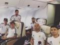 Аргентина на ЧМ-2018 в Россию летела на частном самолете Роллинг Стоунз