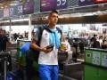 Динамо улетело в Швейцарию на ответный матч против Янг Бойз