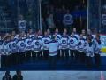 Украинцы спели гимны США и Канады перед матчем НХЛ