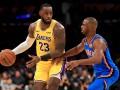 НБА: Лейкерс разобрались с Оклахомой, Мемфис уступил Голден Стэйт
