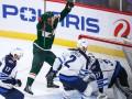 НХЛ: Миннесота обыграла Виннипег в овертайме, Вашингтон справился с Колорадо