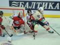 КХЛ: Донбасс обыграл питерский СКА и досрочно вышел в плей-офф