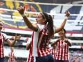 Футболистка Чиваса отпраздновала гол сексуальным танцем