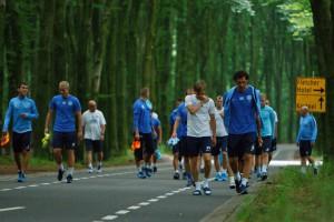 Днепр начал подготовку в Нидерландах