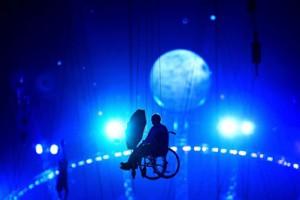 Красота и мужество. В Лондоне торжественно открылись Паралимпийские игры