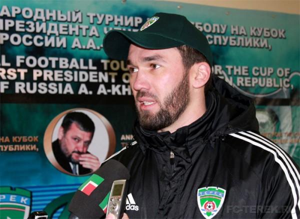 Магомед Даудов ждет окончания контракта скандального бельгийца Лежара