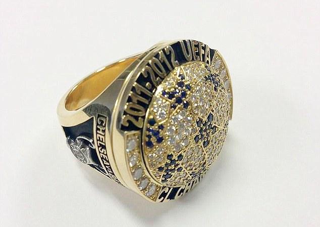 Предполагается, что кольца стоят около 1 млн евро