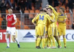Лига Европы: БАТЭ выигрывает у Шерифа, ЦСКА побеждает Палермо