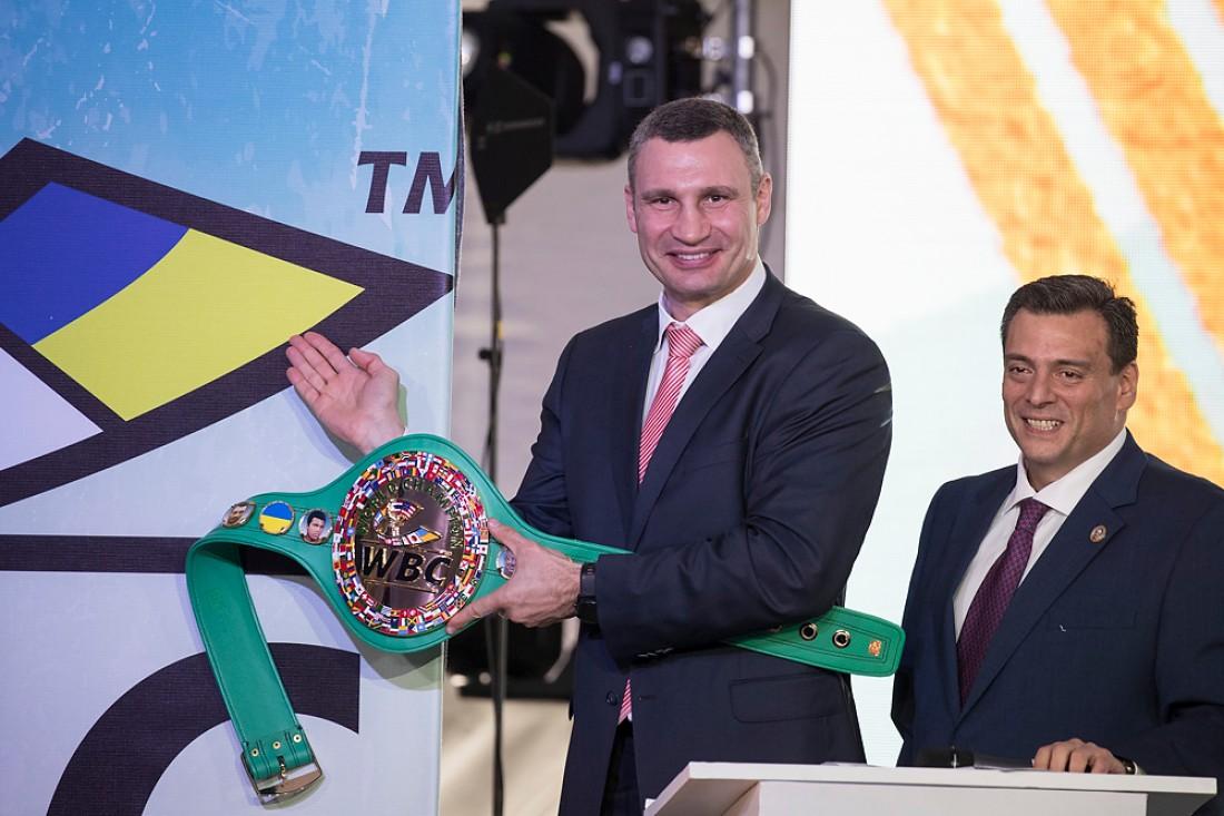 Виталий Кличко и Маурисио Сулейман