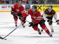ЧМ по хоккею: Канада вырывает победу над Германией